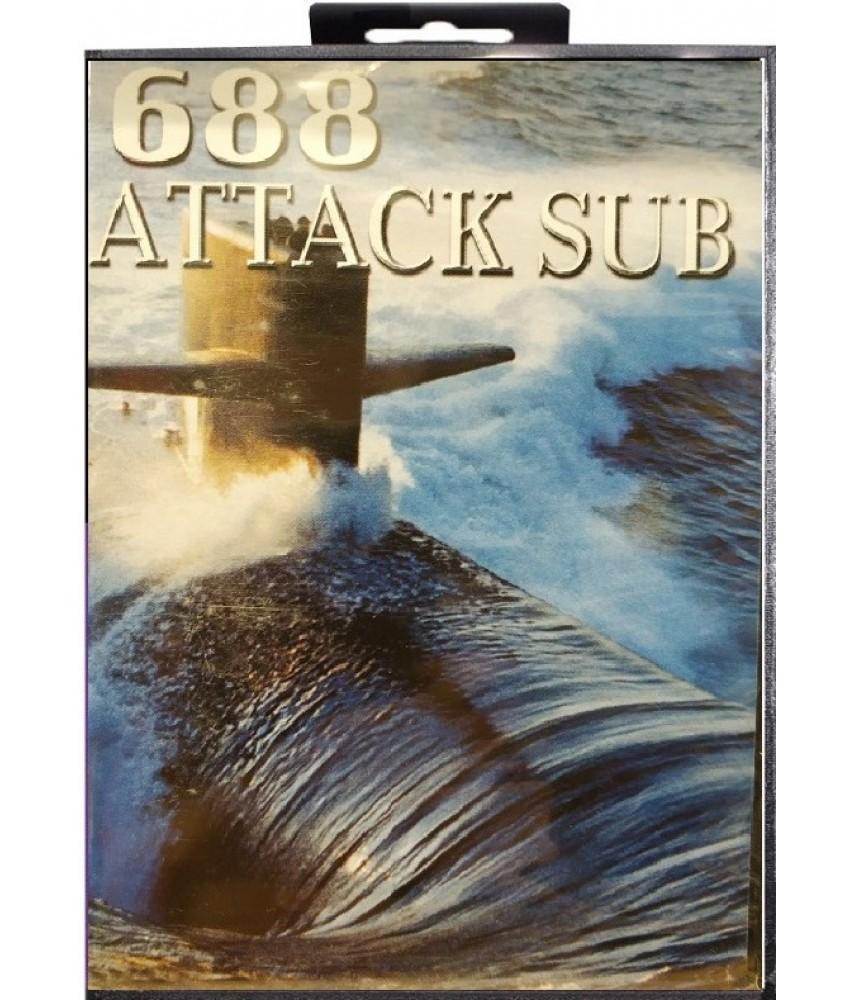 688 Attack Sub [Sega]