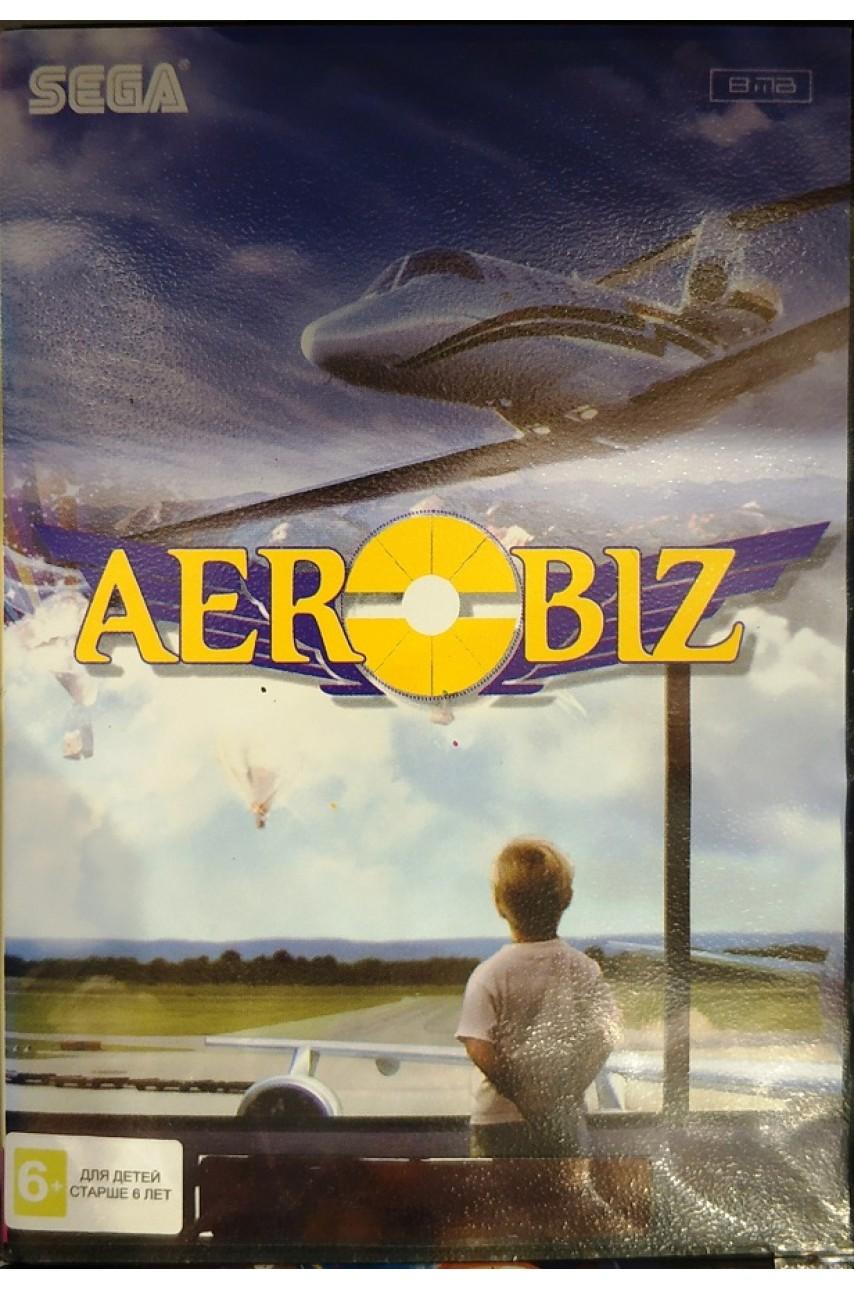 Aerobiz [Sega]