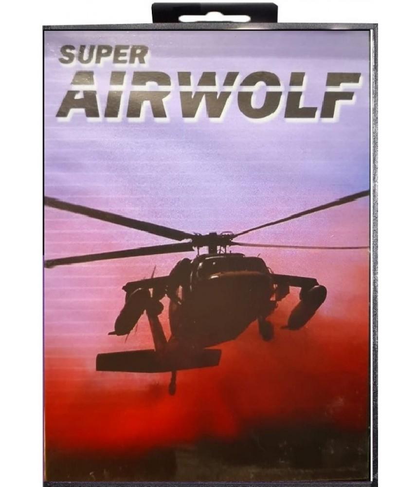 Airwolf Super [Sega]
