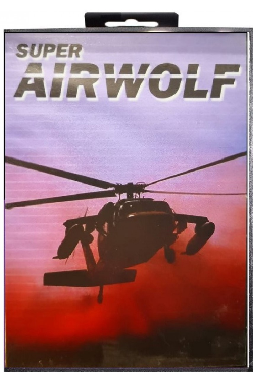Airwolf Super [Sega]