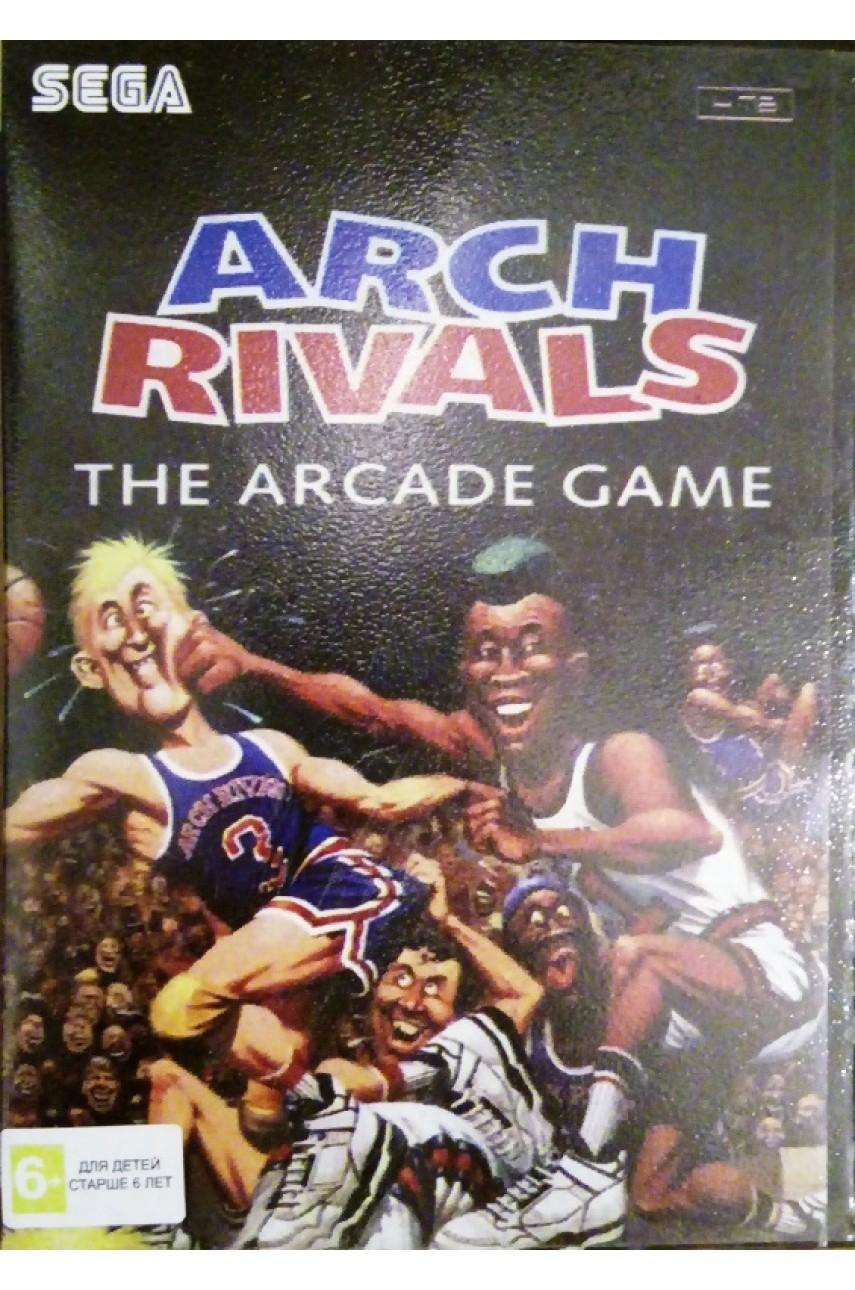 Arch Rivals [Sega]