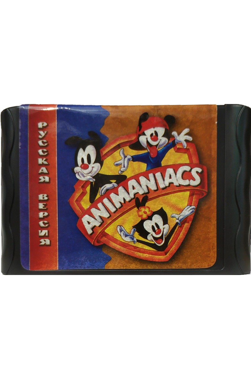 Animaniacs [Sega] OEM