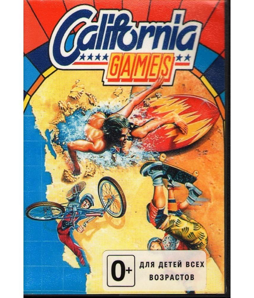 California Games [Sega]