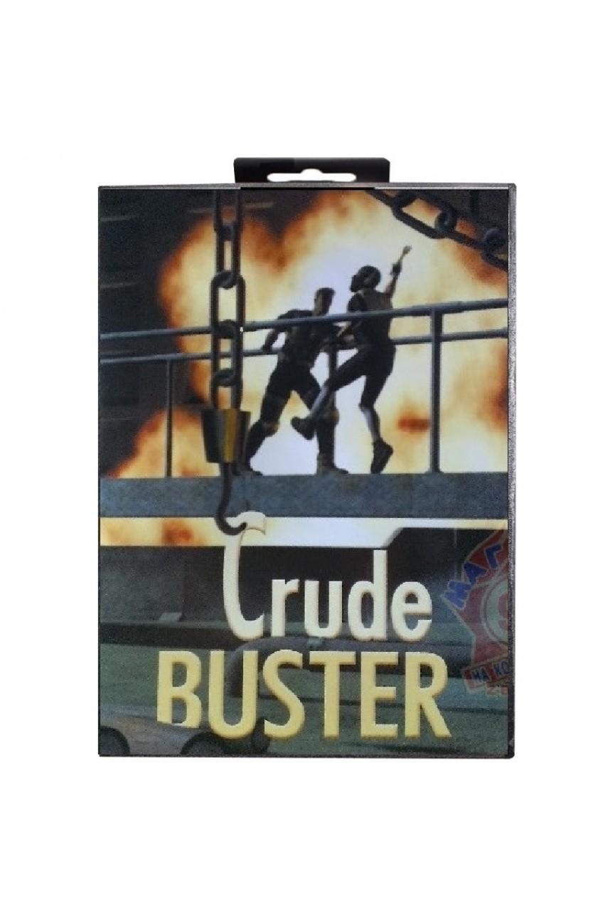 Crude Buster [Sega]