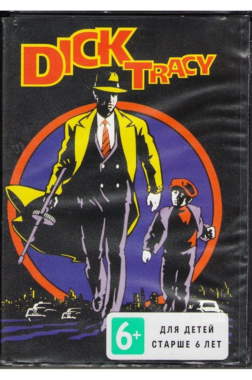 Dick Tracy [Sega]