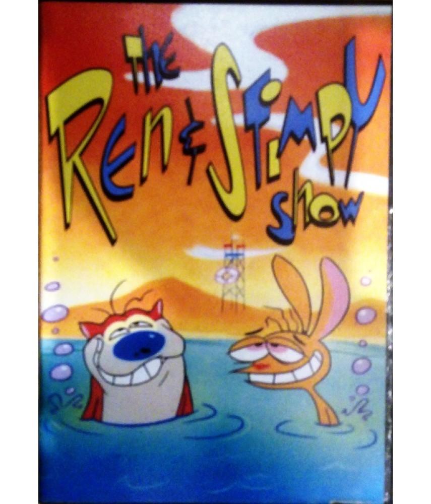 Ren and Stimpy: Stimpy's Invention [Sega]