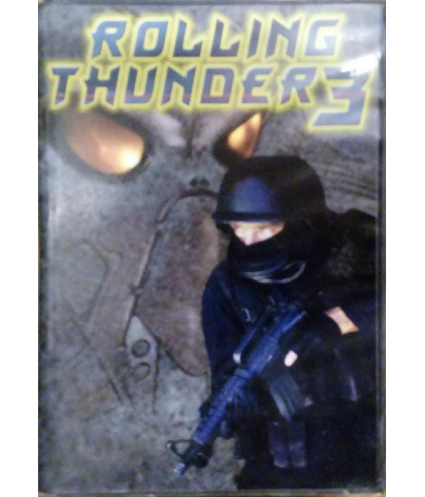 Rolling Thunder 3 [Sega]