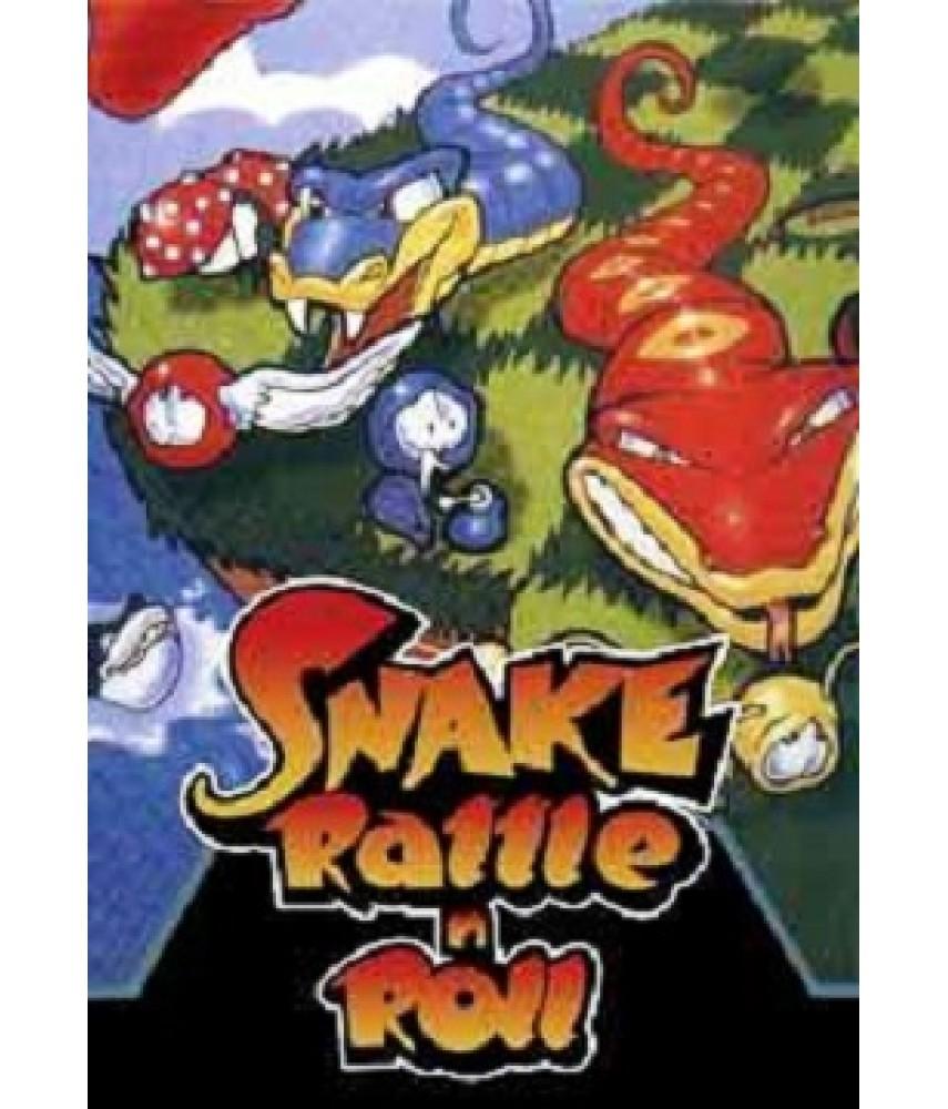 Snake Rattle n Roll [Sega]