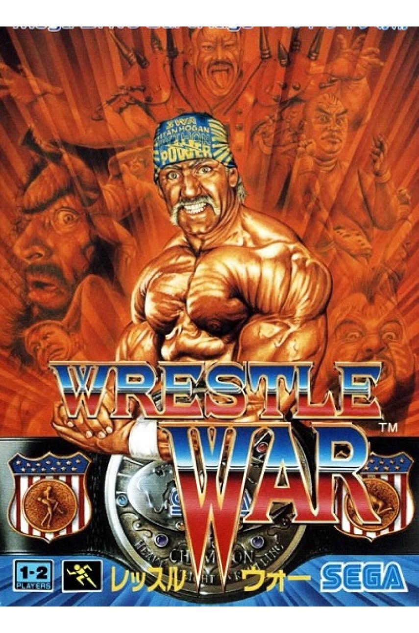 Wrestle War [Sega]