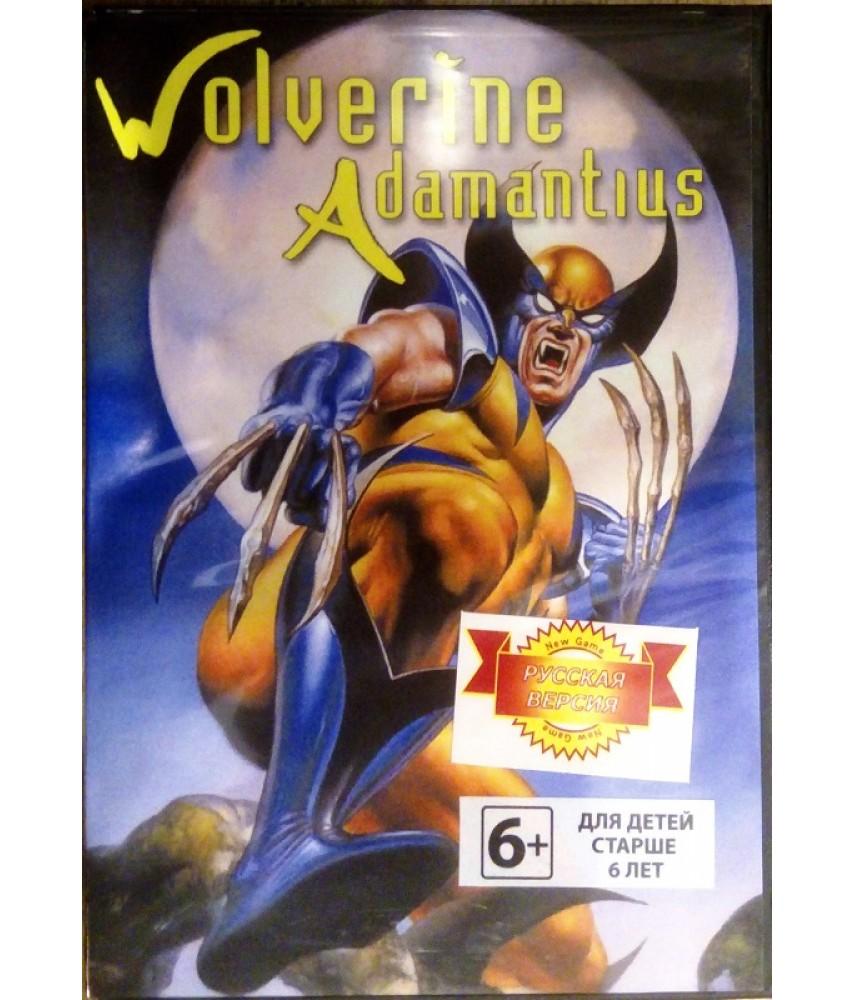Wolverine: Adamantium Rage [Sega]