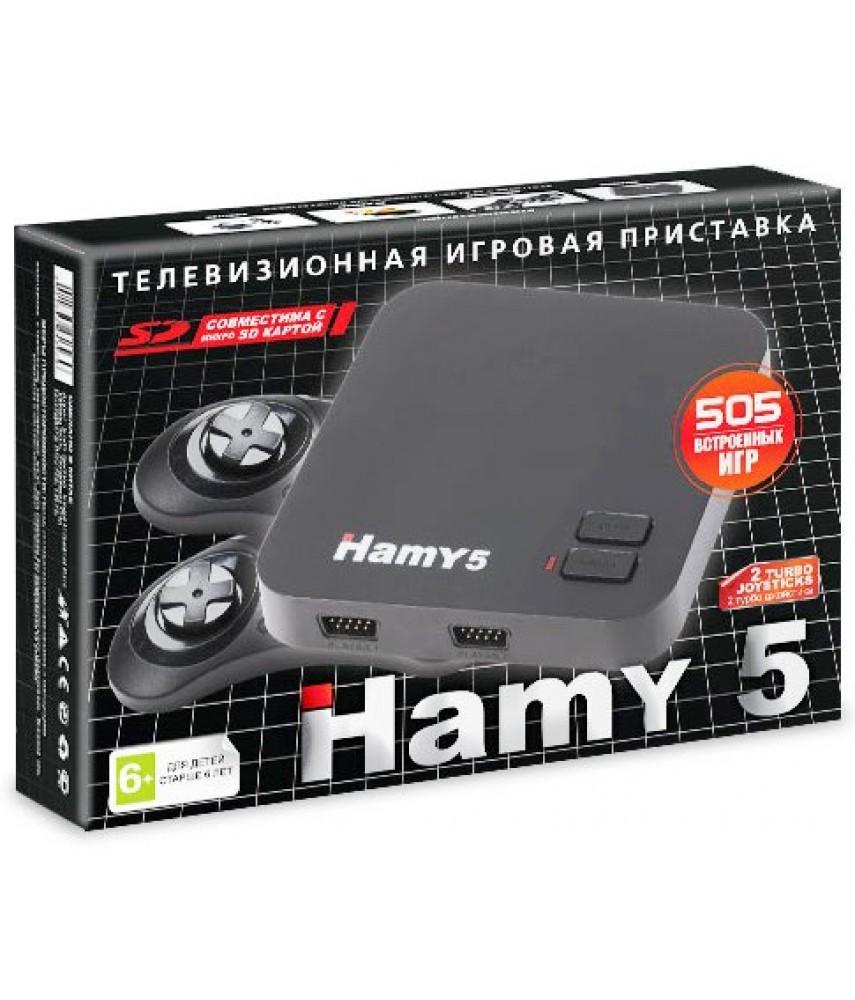 Hamy 5 Black (505 игр)