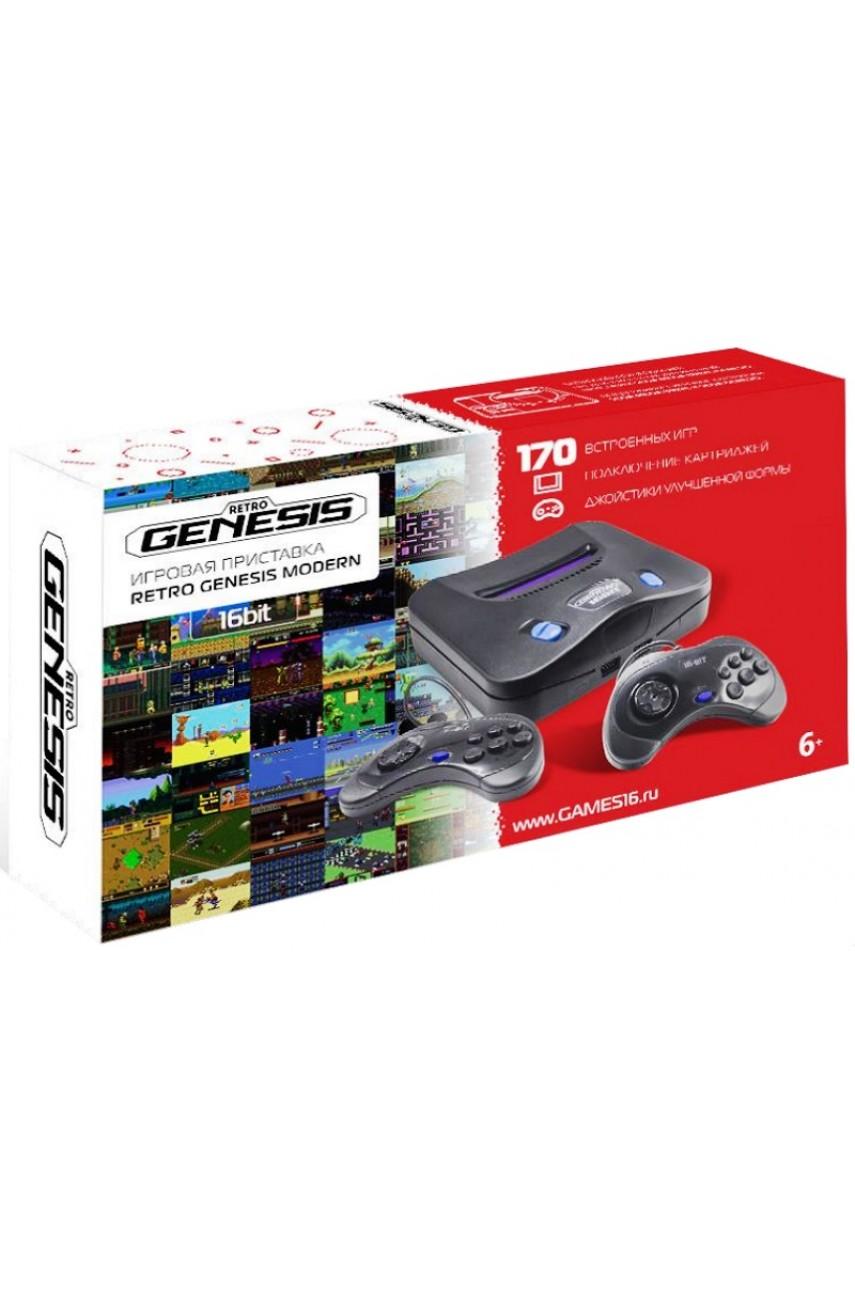 Sega Retro Genesis Modern (170 игр)