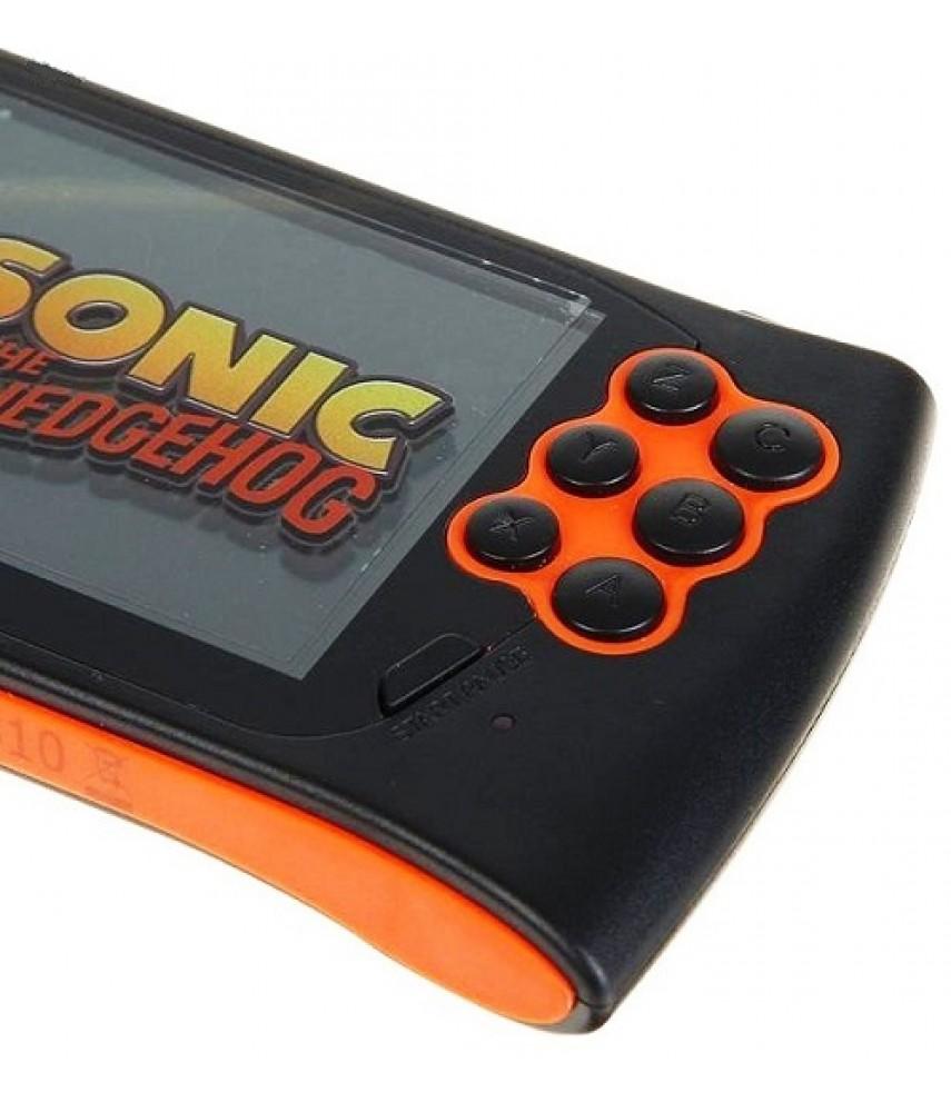 Портативная игровая приставка Sega Genesis Gopher 2 (500 игр)