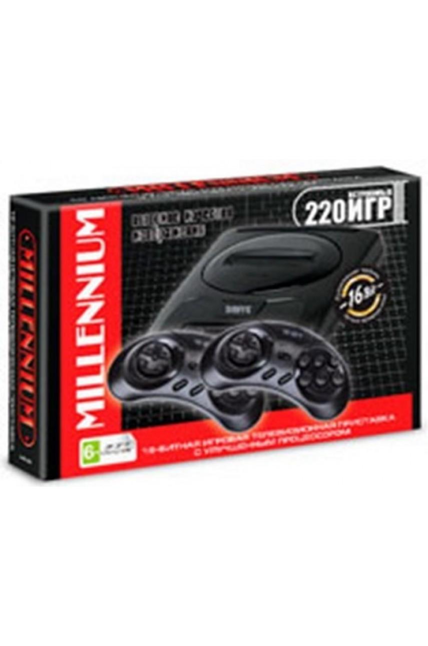 Sega Super Drive 2 Millennium (220 игр)