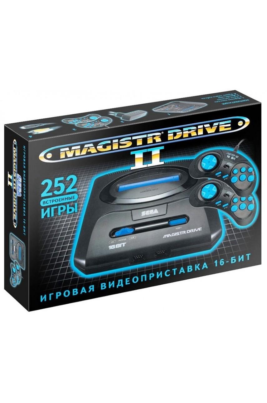 Sega Magistr Drive 2 (252 игры)