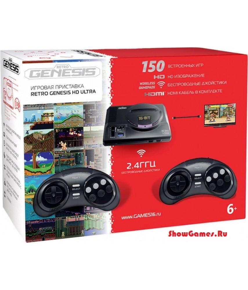 Sega Retro Genesis HD Ultra (150 игр)