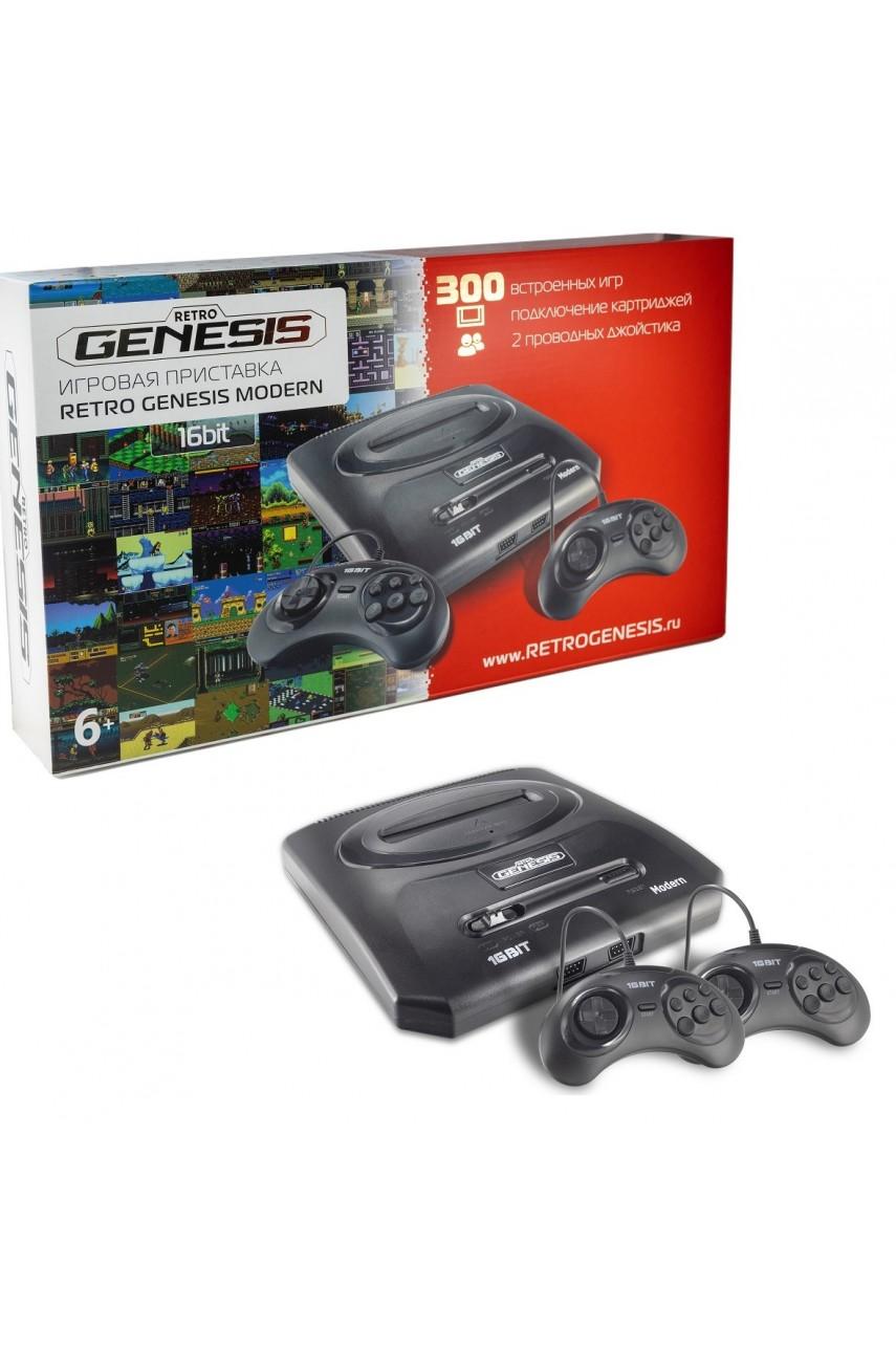 Sega Retro Genesis Modern (300 игр)