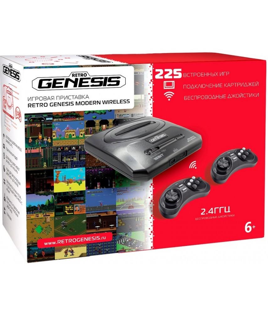 Sega Retro Genesis Modern Wireless (225 игр)