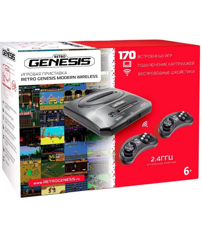 Sega Retro Genesis Modern Wireless (170 игр)
