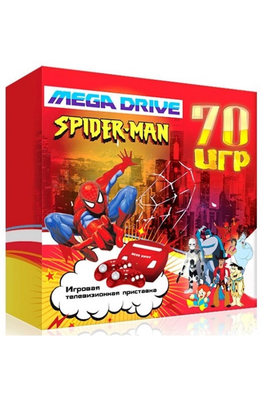 Sega Mega Drive Spider Man (70 игр)