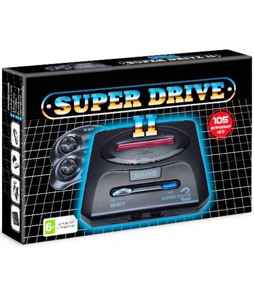 Sega Super Drive 2 (105 игр)
