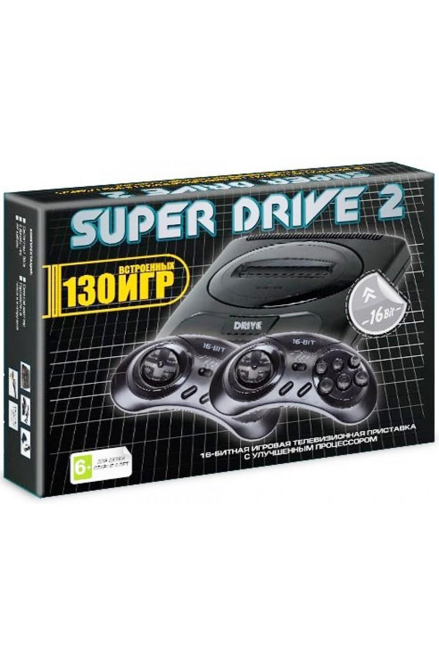 Sega Super Drive 2 (130 игр)