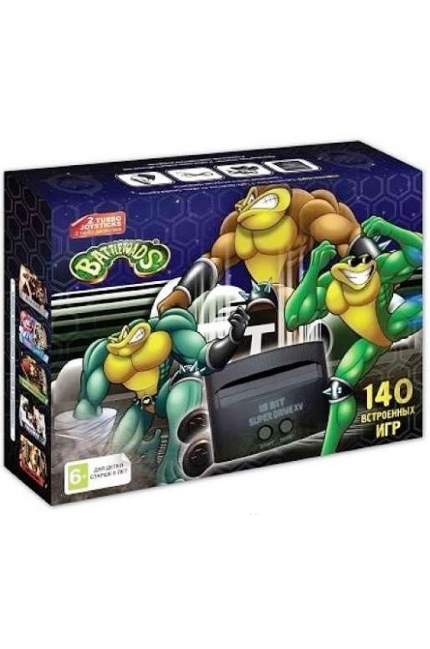 Sega Super Drive BattleToads (140 игр)