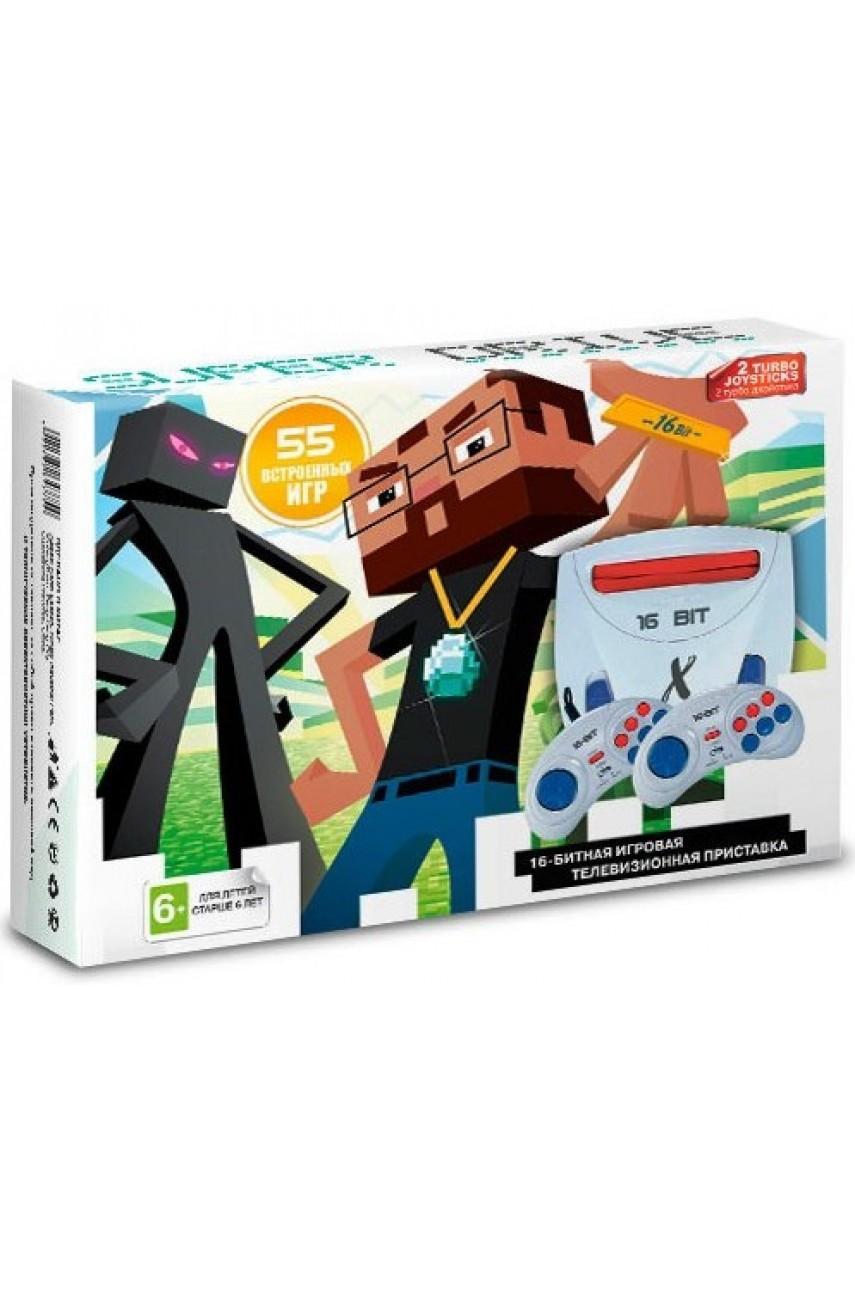 Sega Super Drive Minecraft (55 игр)