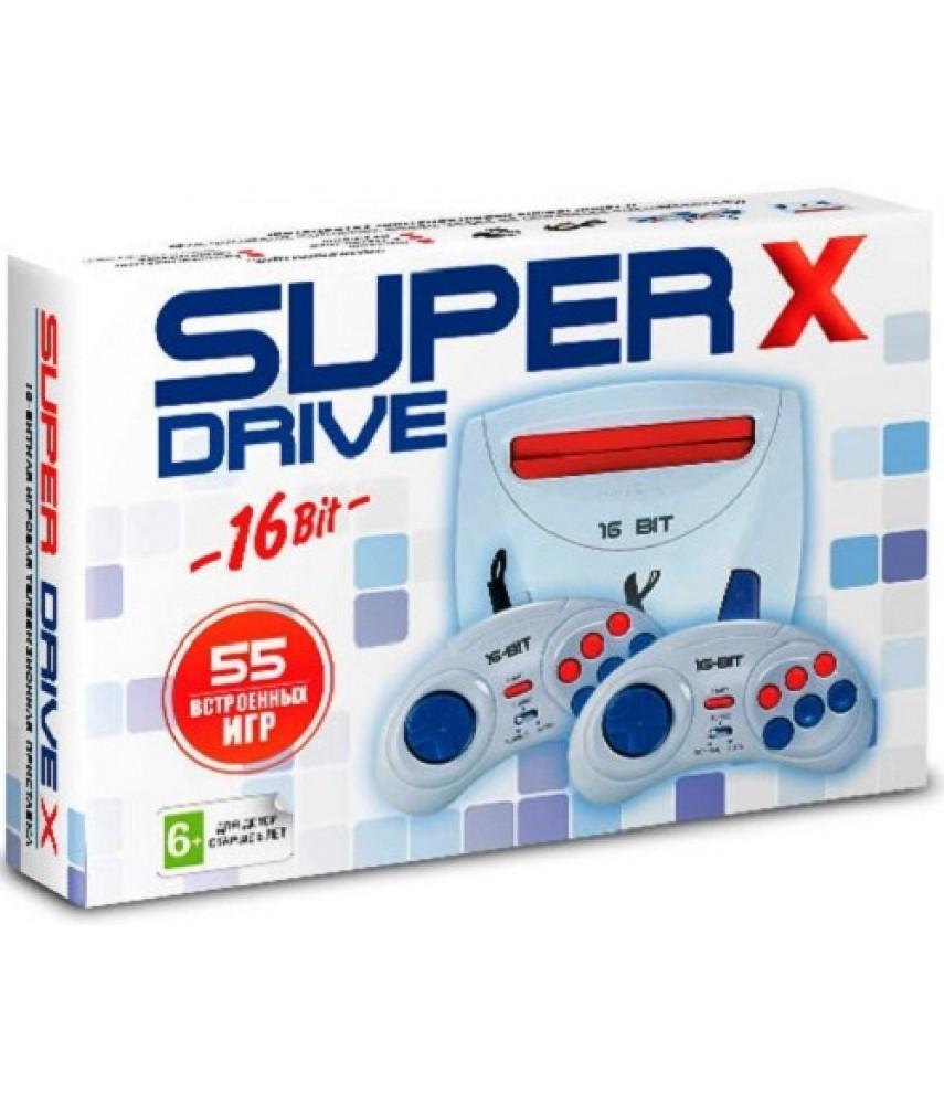 Sega Super Drive X (55 игр)