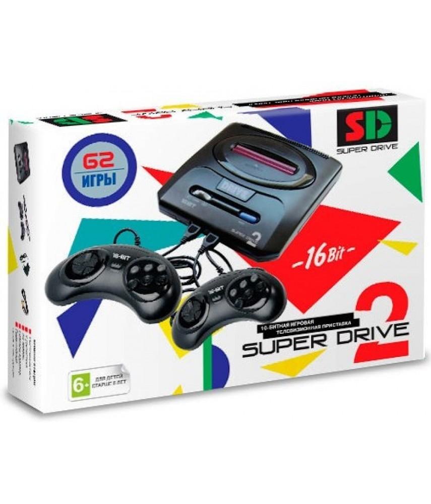 Sega Super Drive 2 (62 в 1)