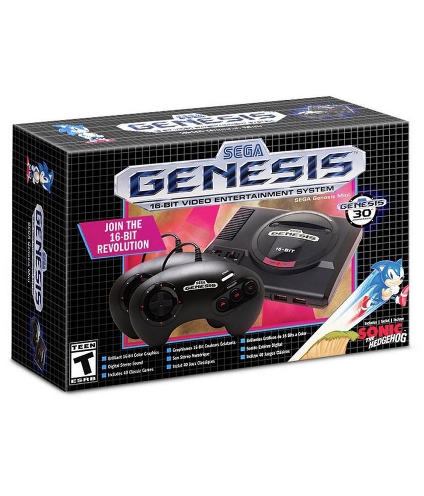 Sega Genesis Mini (Asia ver)