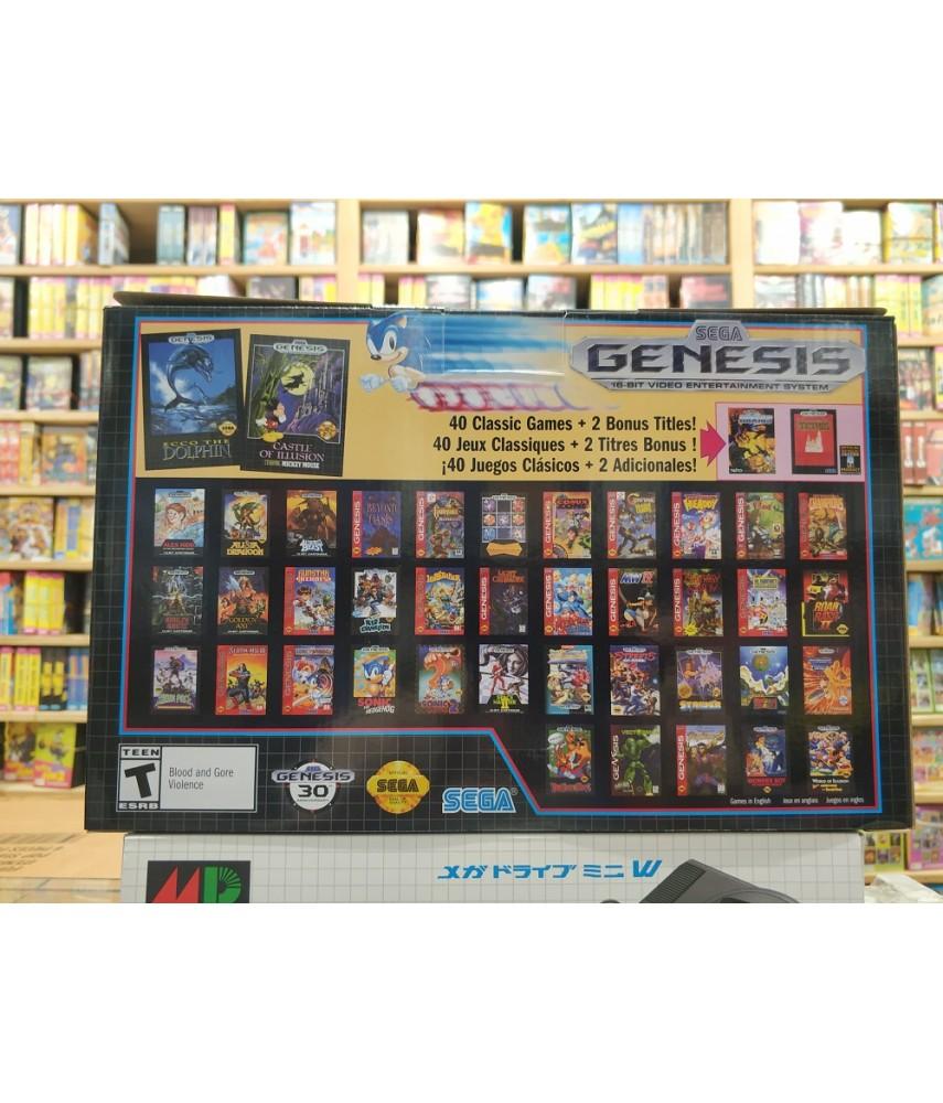 Игровая приставка Sega Genesis Mini (US ver.)