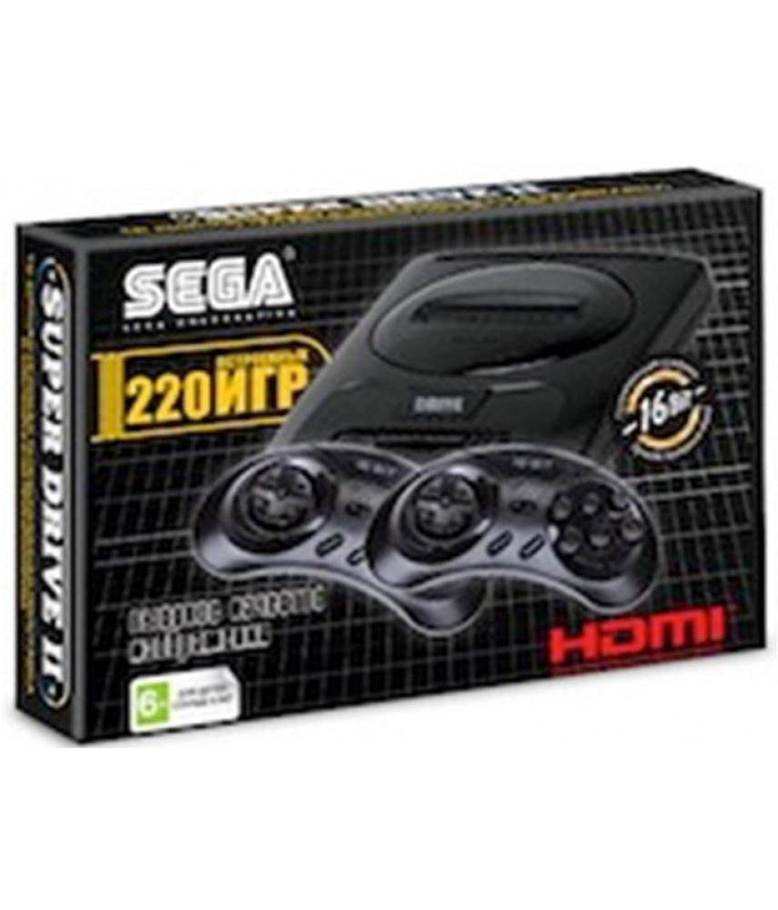 Sega Super Drive 2 Classic HDMI (220 игр)