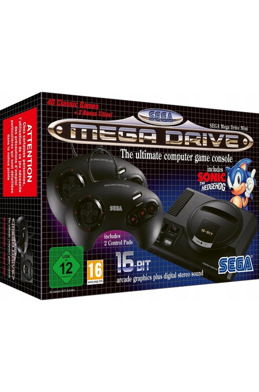 Sega Mega Drive Mini (Eur ver)