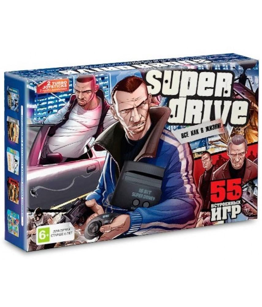 Sega Super Drive GTA (55 игр)