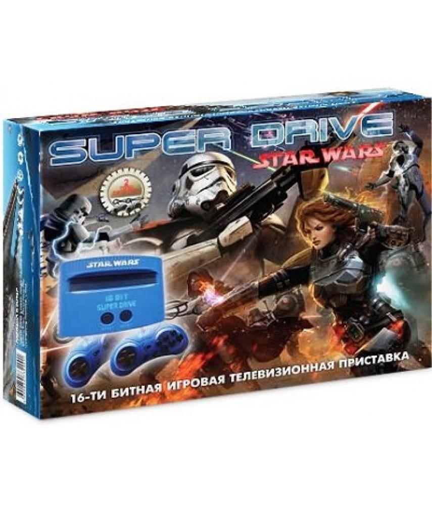 Sega Super Drive Star Wars + 8 игр