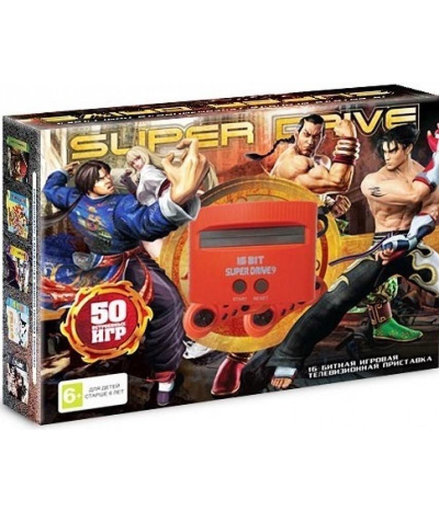 Sega Super Drive Tekken (50 игр)