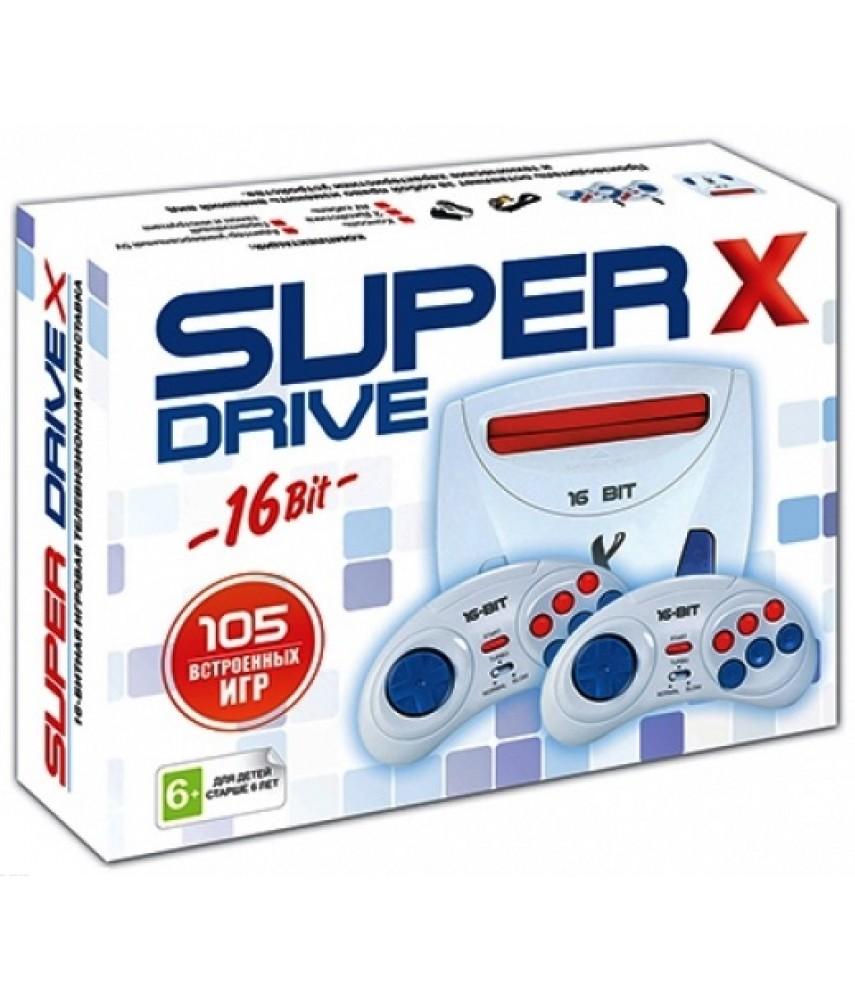 Sega Super Drive X (105 игр)