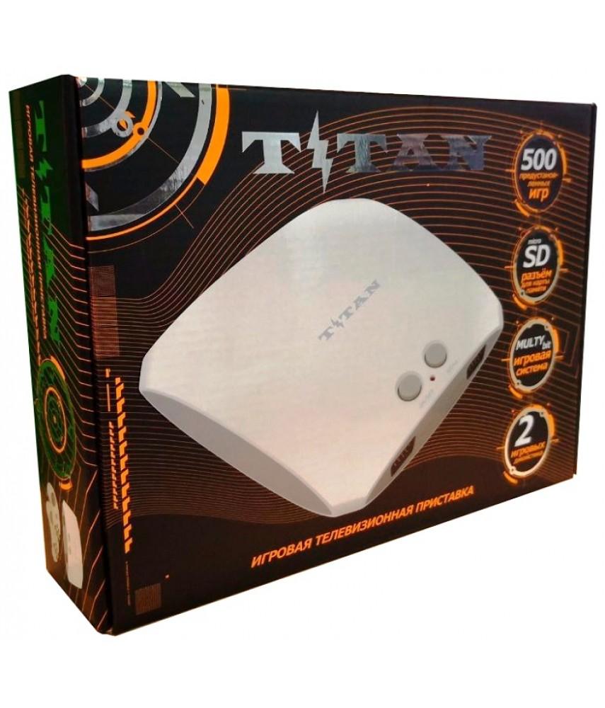Игровая приставка Магистр Titan 3 (500 игр)
