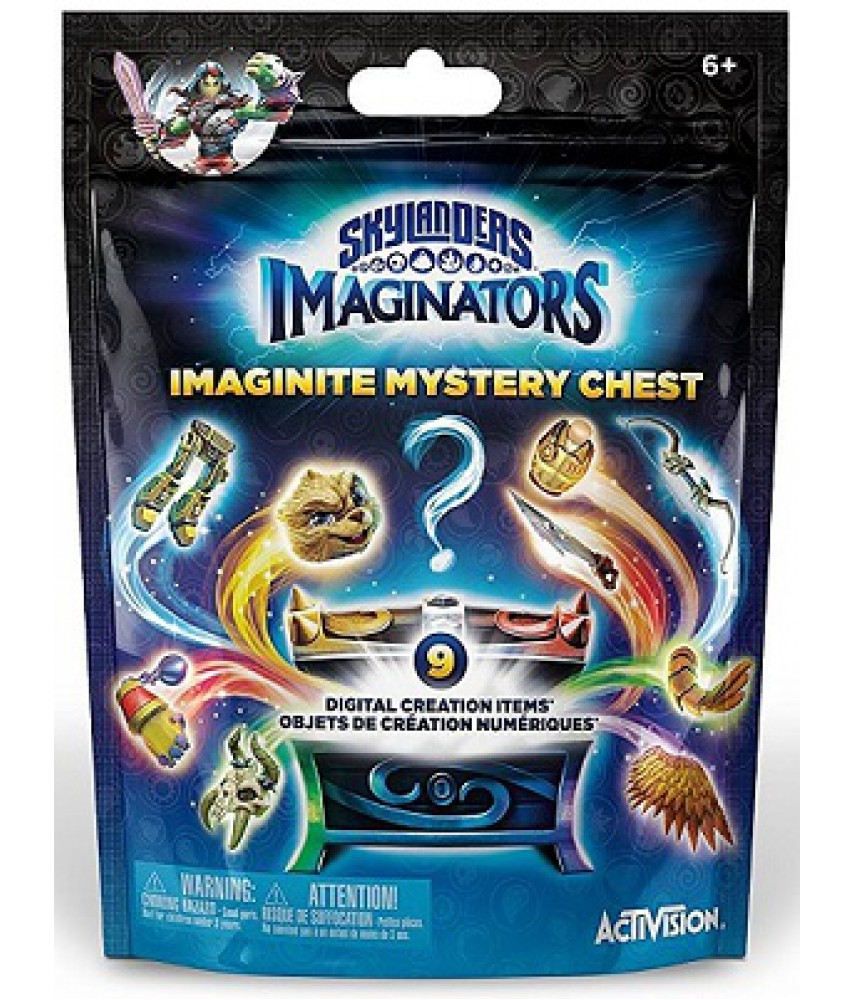 Mystery Chest Skylanders Imaginators