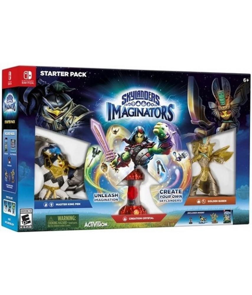 Skylanders Imaginators - стартовый набор (Nintendo Switch)