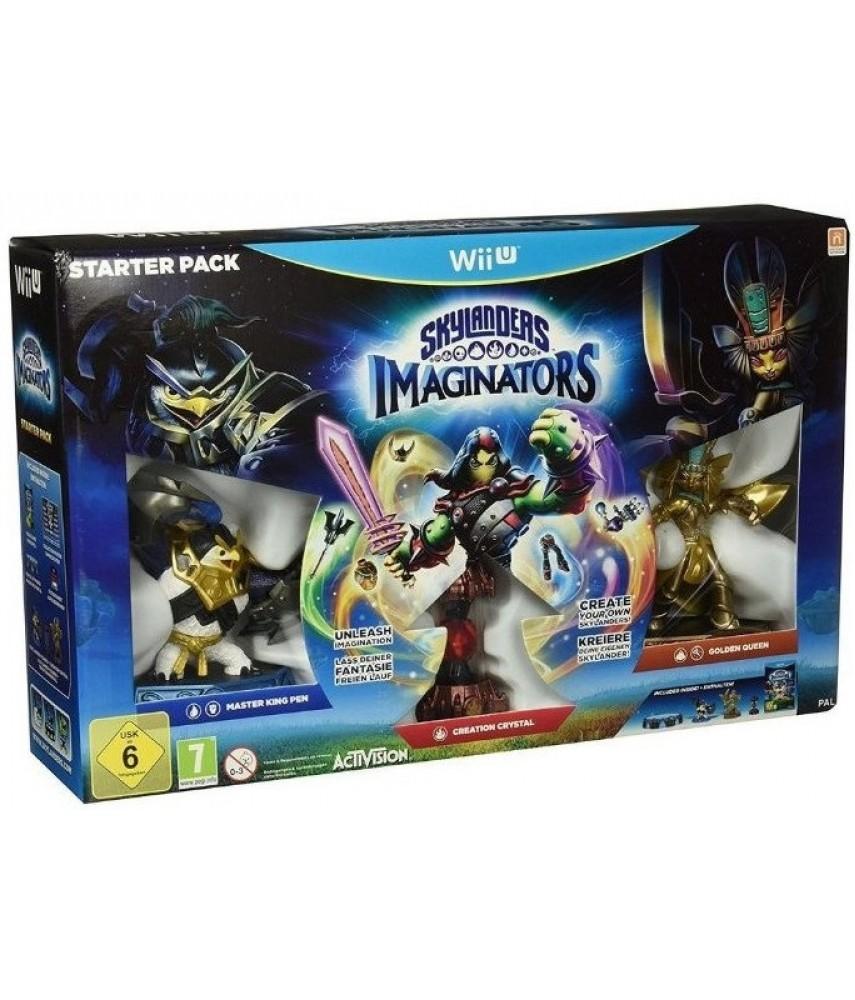 Skylanders Imaginators стартовый набор (Wii U)