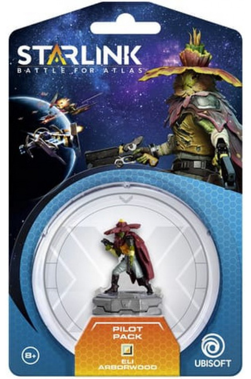 Starlink Battle for Atlas - Pilot Pack - Eli Arborwood