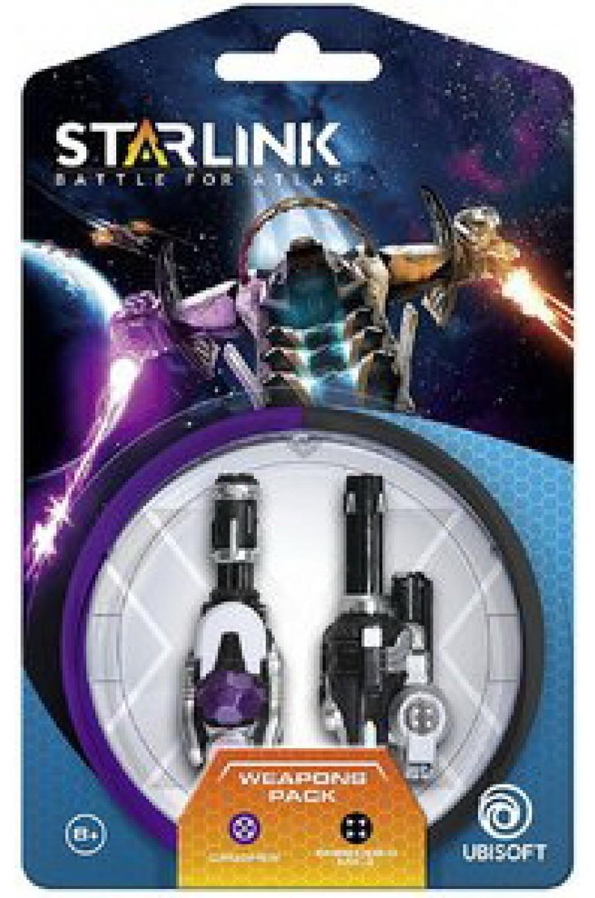 Starlink Battle for Atlas - Weapon Pack - Crusher and Shredder