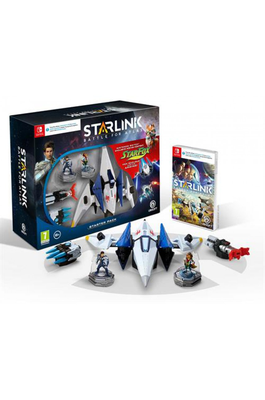 Starlink Battle for Atlas - Starter Pack [Nintendo Switch]