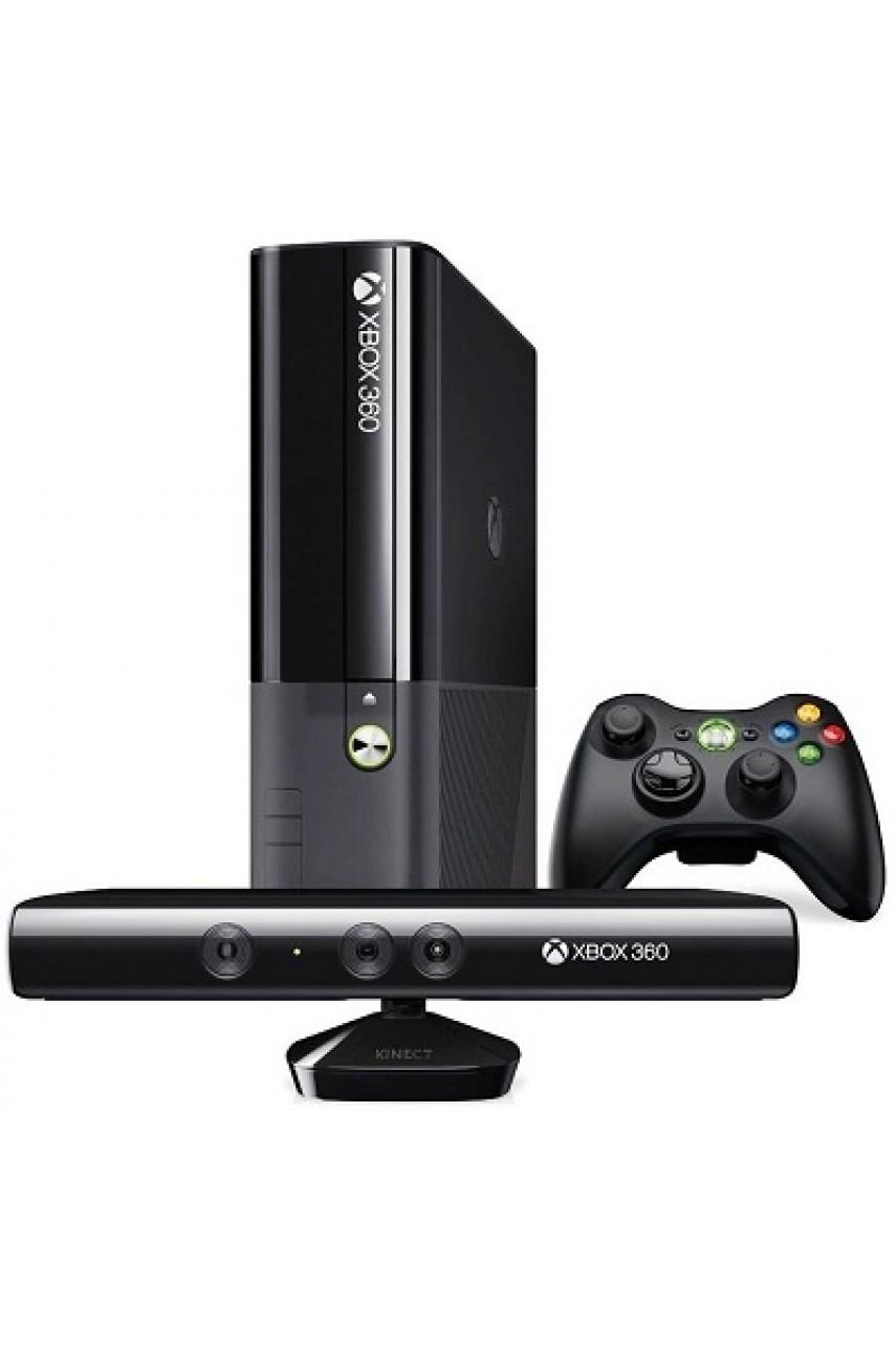Xbox 360 E 500 Gb + Kinect