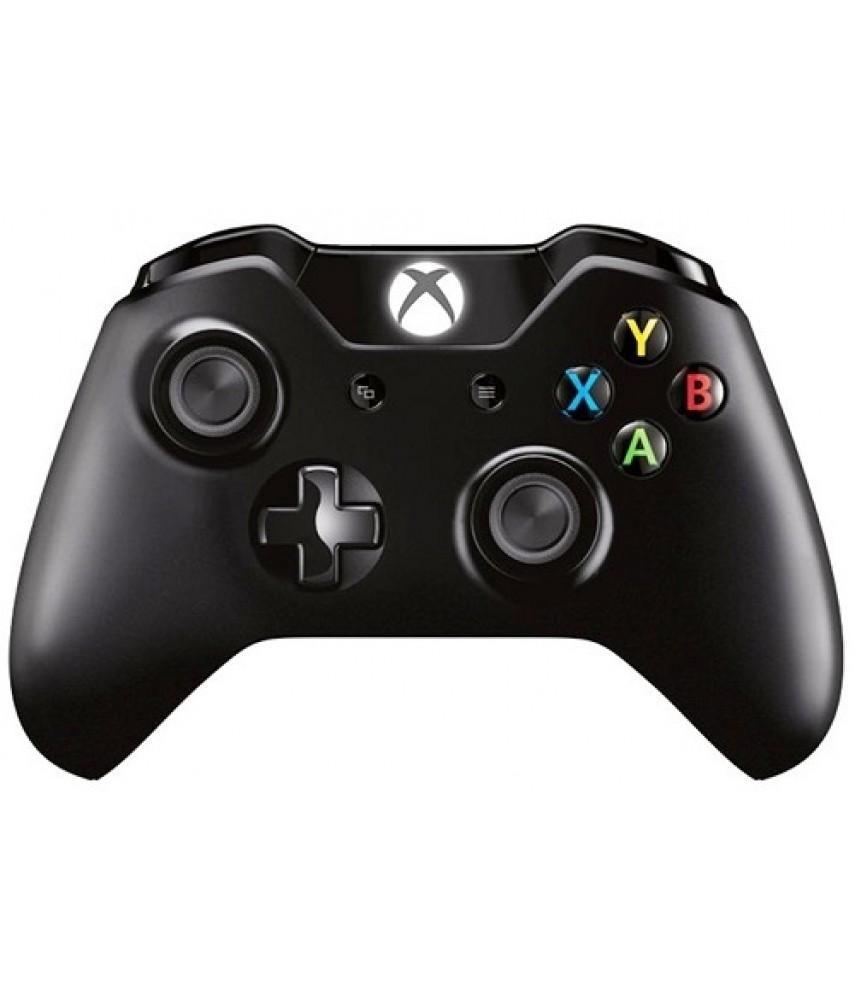 Беспроводной геймпад для Xbox One (черный)