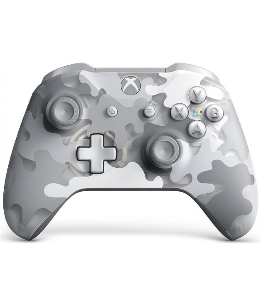 Беспроводной геймпад для Xbox One (Arctic Camo)