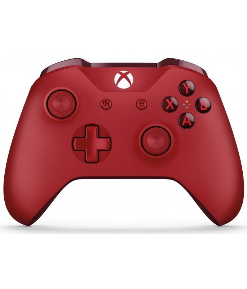 Беспроводной геймпад для Xbox One (Red)