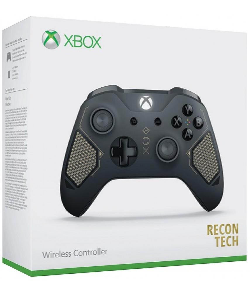 Беспроводной геймпад для Xbox One - Recon Tech Special Edition